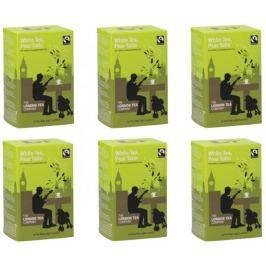 London Tea Company Fairtrade bílý čaj s hruškou White tea & Pear Tatin 20ks x 6