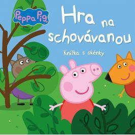 kolektiv autorů: Peppa Pig - Hra na schovávanou