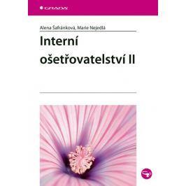 Šafránková, Nejedlá: Interní ošetřovatelství II.