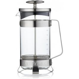 BARISTA&CO French press 8 šálků Electric Steel