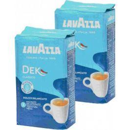 Lavazza DEK Decaffeinato mletá káva 2x250g