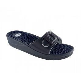 Scholl Zdravotní obuv NEW MASSAGE - námořnická modrá (Velikost vel. 41)