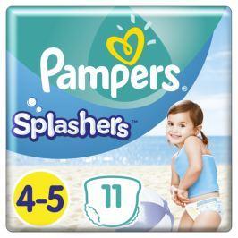 Pampers Splashers Plenkové kalhotky do vody S4 11ks
