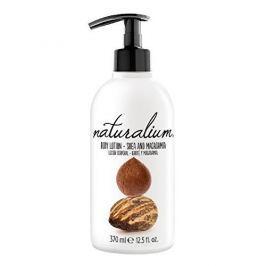Naturalium Regenerační tělové mléko s výtažkem z karité a makadamiovým ořechem (Body Lotion Shea & Macadamia) 3