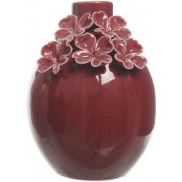 Kaemingk Váza Květina, červená