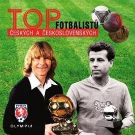 Ćervinka Pavel: TOP českých a československých fotbalistů