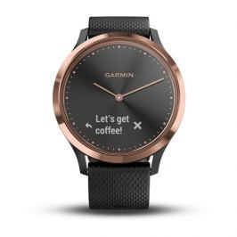 Garmin vívomove HR, Sport, Black-Rose Gold, S/M