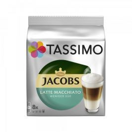 Jacobs TASSIMO Latte Macchiato less sweet 2x 236g