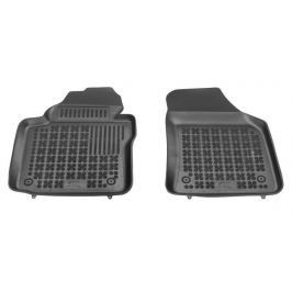 REZAW-PLAST Gumové koberce, sada 2 ks (2x přední), VW Caddy od r. 2003, VW Caddy Maxi od r. 2007 Podlahové koberce