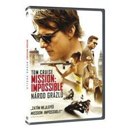 Mission: Impossible - Národ grázlů     - DVD Akční