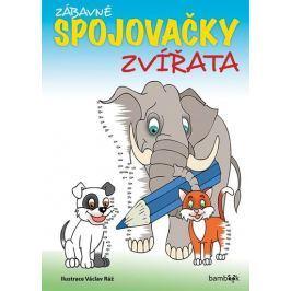 Zábavné spojovačky zvířata Naučná literatura do 10 let