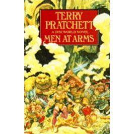 Pratchett Terry: Men at Arms : (Discworld Novel 15) Světová současná