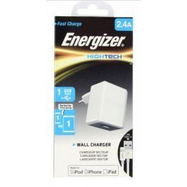Energizer Nabíječka HighTech, lightning kabel, bílá Nabíječky, kabely