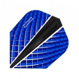 Harrows Letky Quantum X - Dark Blue F2933 Letky