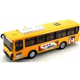 Teddies Autobus na setrvačník 30 cm se zvukem a světlem Auta