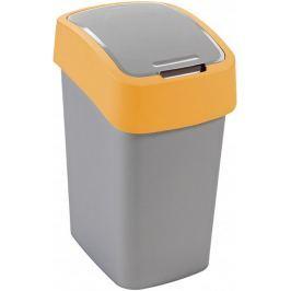 Curver Odpadkový koš Flip Bin 25 l žlutý Odpadkové koše