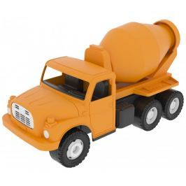 Dino Tatra 148 míchačka oranžová 30cm Auta