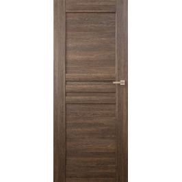 VASCO DOORS Interiérové dveře MADERA plné, model 3, Dub rustikál, C 90 cm, pravé