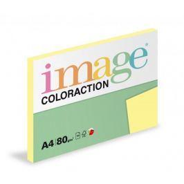 Papír kopírovací Coloraction A4 80 g žlutá pastelová 100 listů Kopírovací barevný