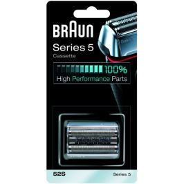 Braun CombiPack Series 5 - 52S stříbrný Produkty