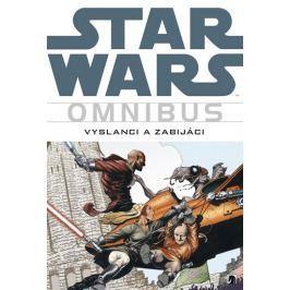 Blackman Haden, Duursemová Jan: Star Wars - Omnibus - Vyslanci a zabijáci Komiksy
