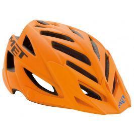 MET Terra oranžová 54-61 cm - rozbaleno Přilby