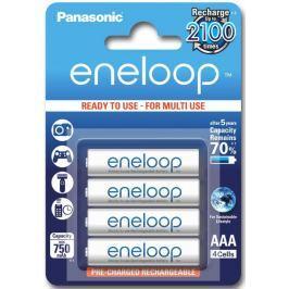 Panasonic AAA 4ks 750 mAh Eneloop (BK-4MCCE/4BE) Nabíjecí baterie