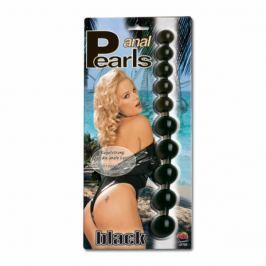 Anální kuličky - Anal pearls black
