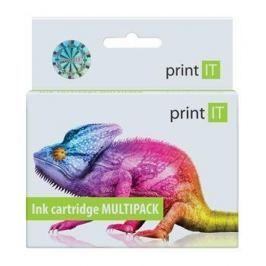 Print IT CANON sada PG-540XL/CL-541XL (PI-540541) Spotřební materiál