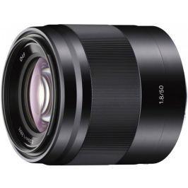 Sony 50 mm F1,8 Black (SEL-50F18)