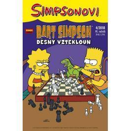 Groening Matt: Simpsonovi - Bart Simpson 4/2018 - Děsný vztekloun