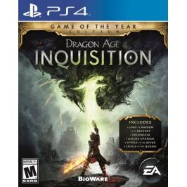 EA Games Dragon Age: Inquisition Game of the Year Edition / PS4
