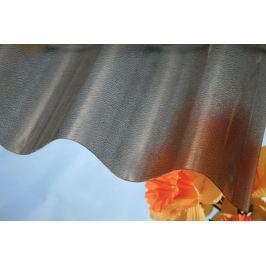LanitPlast Vlnitý polykarbonát Marlon CSE ORIGINAL VL 95/38 síla 0,8 mm bronz 0,95x2 m