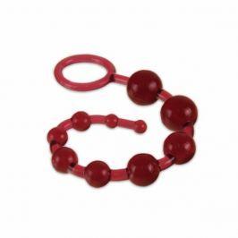 Anální kuličky - Beads Red