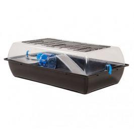 Akinu Box pro hlodavce BIG ALEX s výbavou 78x48x25cm