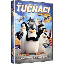 Tučňáci z Madagaskaru   - DVD