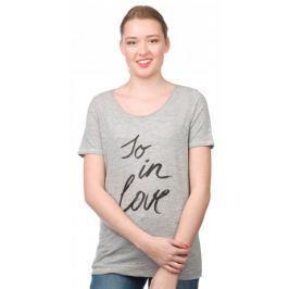 s.Oliver dámské tričko 34 šedá