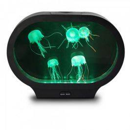 Epic Design Jelly fish Tank Destktop-Oval Shaped