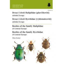 Boukal Milan: Brouci čeledí plavčíkovití a vyklenulcovití / Beetles of the family Haliplidae and Byr