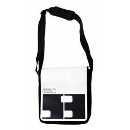 MFF Karlovy Vary unisex černá taška s klopou