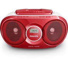 Philips AZ215, červené - rozbaleno