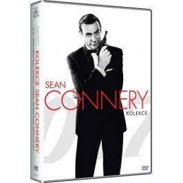 JAMES BOND Sean Connery - kolekce   - DVD