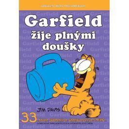 Davis Jim: Garfield žije plnými doušky (č.33)