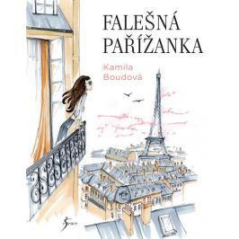 Boudová Kamila: Falešná Pařížanka