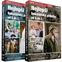 Bakaláři: Nejlepší bakalářské příběhy (12 DVD)   - DVD