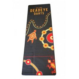 Dart mat - Koberec k terči - Aboriginal Design - Wide