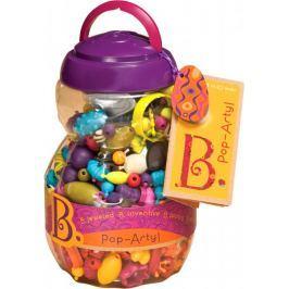 B.toys Navlékací korále a tvary Pop Arty