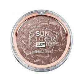 Catrice Bronzující pudr Sun Lover Glow (Bronzing Powder) 8 g (Odstín 010 Sun-Kissed Bronze)