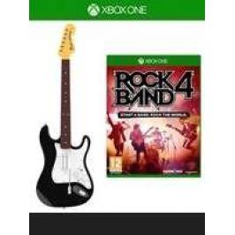 Rock Band 4 a Fender kytara (XONE)