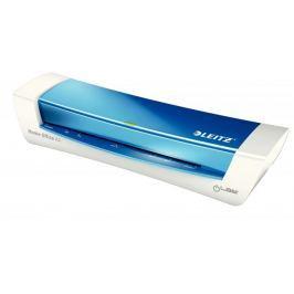 Laminátor Leitz iLAM Home Office A4 metalicky modrý